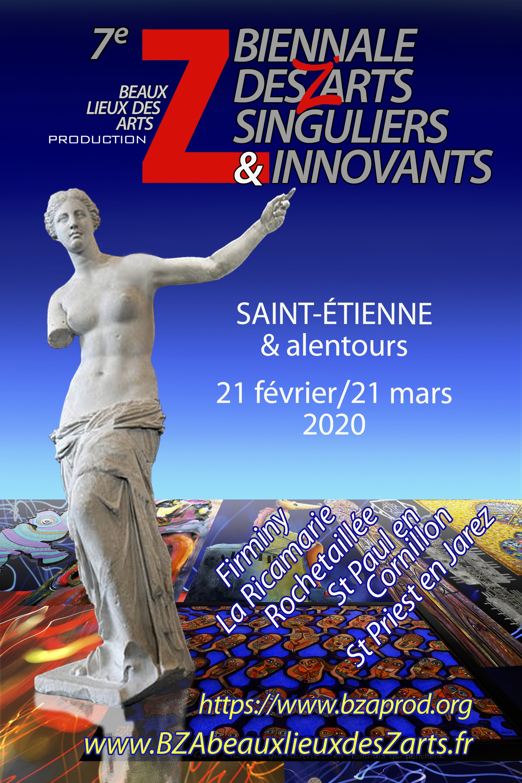 7e Biennale des Z'arts Singuliers & Innovants